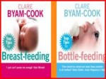 Clare Byam Cook Breast Feeding Bottle Feeding