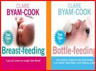 Clare Byam Cook Breast Feeding Bottle Feeding